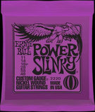 Ernie Ball 2220 Power Slinky 11-48 electric guitar strings (2 PACKS)