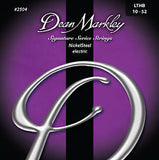 Dean Markley 2504 Signature Series 10-52 LTHB electric guitar strings (2 PACKS)