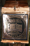 Ernie Ball 2546 coated phosphor bronze medium light acoustic guitar strings 12-54 (3 PACKS)