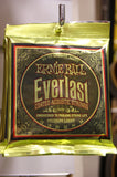 Ernie Ball 2556 Everlast 12-54 medium light acoustic guitar strings