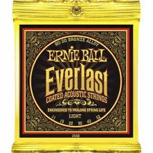 Ernie Ball 2558 Everlast light 11-52 acoustic guitar strings (3 PACKS)