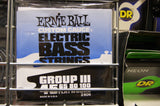 Ernie Ball 2806 flatwound electric bass guitar strings 45-100