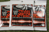 Ernie Ball 2915 M Steel 10-52 electric guitar strings (3 PACKS)