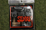 Ernie Ball 3115 Skinny Top Heavy Bottom Slinky 10-52 coated electric guitar strings titanium reinforced