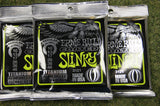 Ernie Ball 3121 Regular Slinky 10-46 coated electric guitar strings titanium reinforced (3 PACKS)