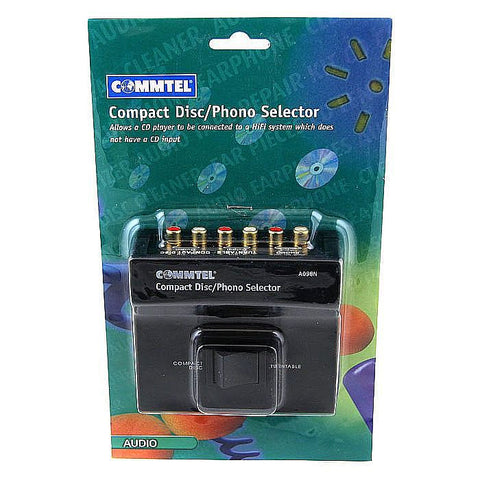 Commtel CD/Phono selector (A098N)