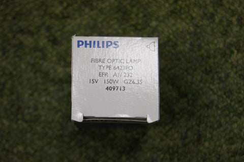Philips A1/232 150w 15v dish lamp GZ6.35