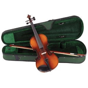 Antoni ACV30 violin outit full size with bow rosin & case