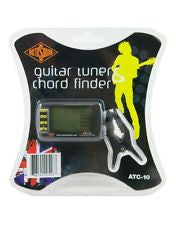 Rotosound ATC-10 headstock guitar tuner/chord finder