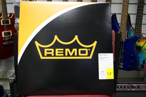 "Remo 14"" Ambassador coated drum skin"