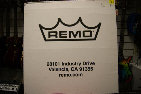 "Remo Ambassador 24"" coated bass drum skin"