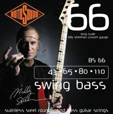 Rotosound BS 66 Billy Sheehan swing bass guitar strings