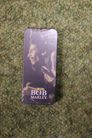 Bob Marley Dunlop pick gift tin - BOBPT08M Gold Series picks