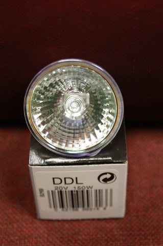 GE Lighting DDL150w 20v halogen lamp B269