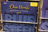 Dean Markley 2034 Blue Steel 11-52 bronze acoustic guitar strings
