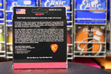 DR Neon NRE-11 red coated electric guitar strings 11-50 (3 PACKS)