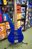 Yamaha RBX170 bass guitar in metallic blue S/H