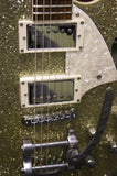 Aria Pro II M650T electric guitar with bigsby in silver flake - Made in Korea S/H