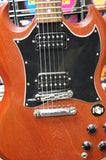 Gibson SG Special guitar in a stained natural finish S/H