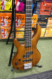 Aria Pro II left hand bass guitar S/H