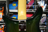 Patrick Eggle New York Plus electric guitar in citrus green - Made in England