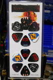 Rush guitar picks - pack of 12 by Perri's