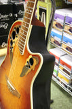 Ovation Celebrity CC268 deep bowl acoustic guitar - Made in Korea S/H