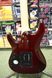 Ibanez SA trans wine red electric guitar - Made in Korea 2004