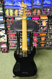 Schecter Omen 7 string black electric guitar S/H