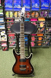 Ibanez SAS32EXFM electric guitar in antique violin finish S/H