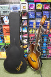 Crafter SA-TMVS guitar and hard case Made in Korea