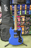Gibson SG Fusion electric guitar in blue