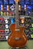 Crafter SA Bubinga semi acoustic guitar - Made in Korea