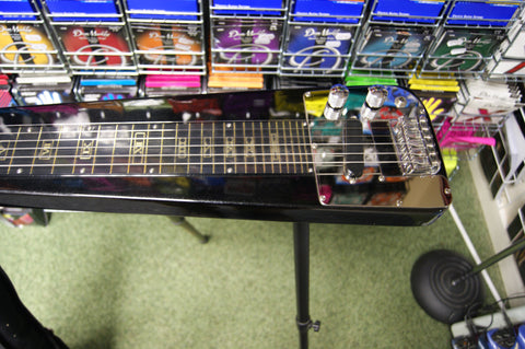 Jagard lap steel guitar with stand and tone bar