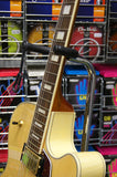 Crafter FEG-700/N semi acoustic jazz style guitar