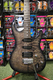 Ibanez SA160QM electric guitar with quilted maple top (Made in Korea)