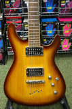 Ibanez SZ320-BS electric guitar Made in Korea (S/H)