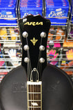 Aria TA-50 semi acoustic guitar S/H