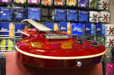 PRS Tremonte guitar in transparent red finish Made in Korea S/H