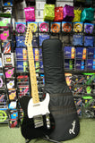 Fender Telecaster in black - Made in Mexico