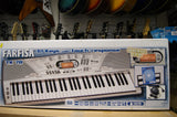 Farfisa TK-78 61 note touch sensitive keyboard - Made in Italy