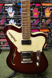 Italia Modena Semitone in burgundy sparkle finish - Made in Korea