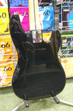Johnson bass guitar in black gloss Left handed