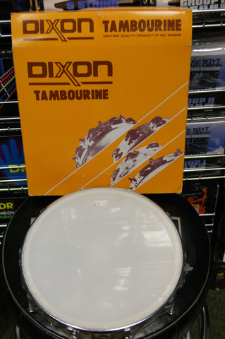 "Tambourine 10"" tuneable by Dixon"