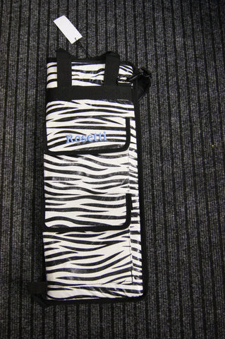 Drum stick bag zebra look by Rosetti
