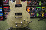 Aria Pro II PE Series double cut electric guitar with bigsby - Made in Korea S/H