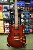 Yamaha SG500B electric guitar in natural finish S/H
