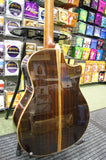 Crafter GLXE-3000L/SK Grand Auditorium electro acoustic guitar Left Hand