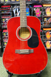 Ashland AD10TRD dreadnought acoustic guitar