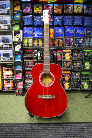 Ashland AF10-TRD dreadnought acoustic guitar